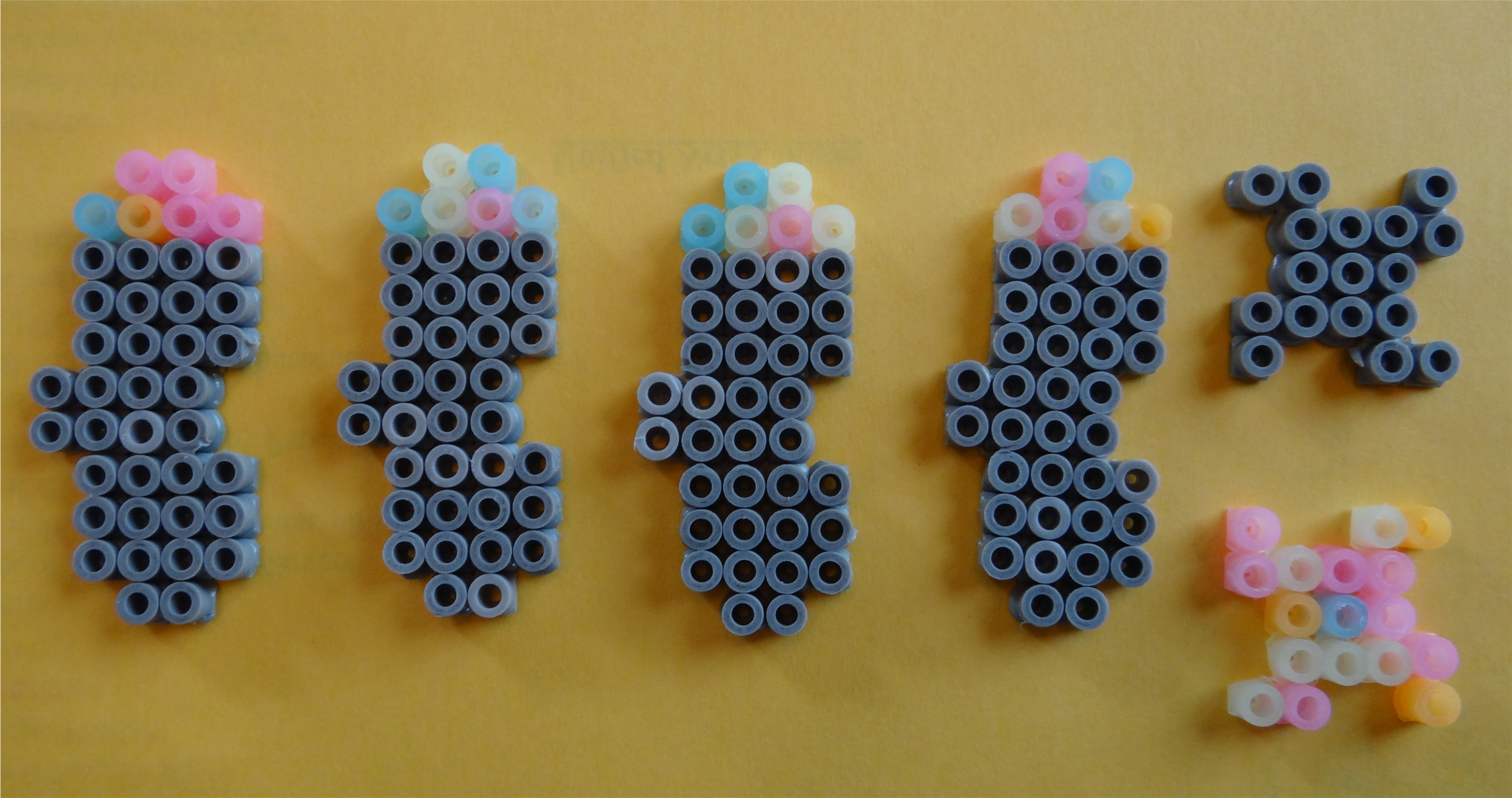 3d Hama Beads Affordable A D Hama Bead Gingerbread House