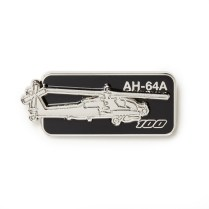Centennial Heritage AH-64 Apache Lapel Pin