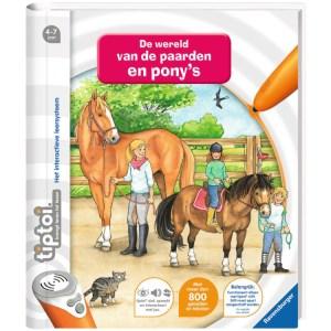 Ravensburger Tiptoi - De wereld van de paarden en pony's
