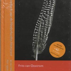Geschiedenis van de Nederlandse literatuur Stemmen op schrift - F. van Oostrom - Hardcover (9789035129443)