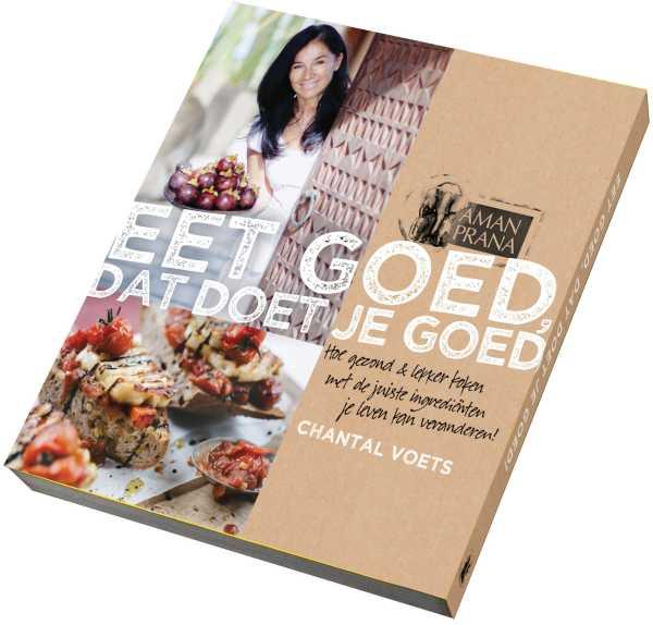 Amanprana Aanrader: Eet goed, dat doet je goed