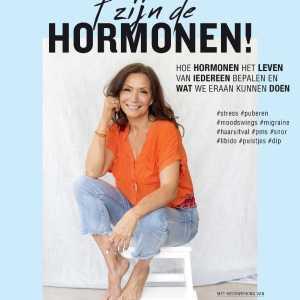 Boeken 'T zijn de hormonen! - Martine Prenen