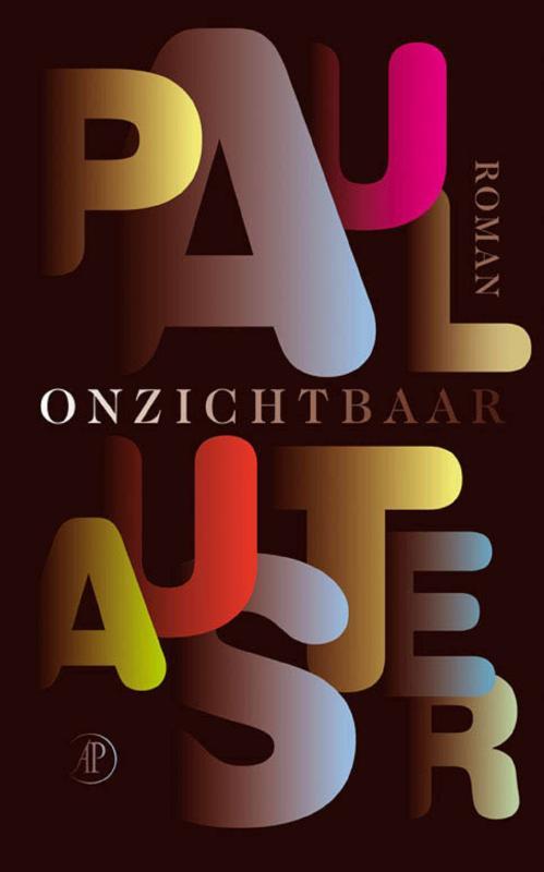 Onzichtbaar Paul Auster