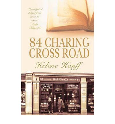 84 charing cross road helene hanff