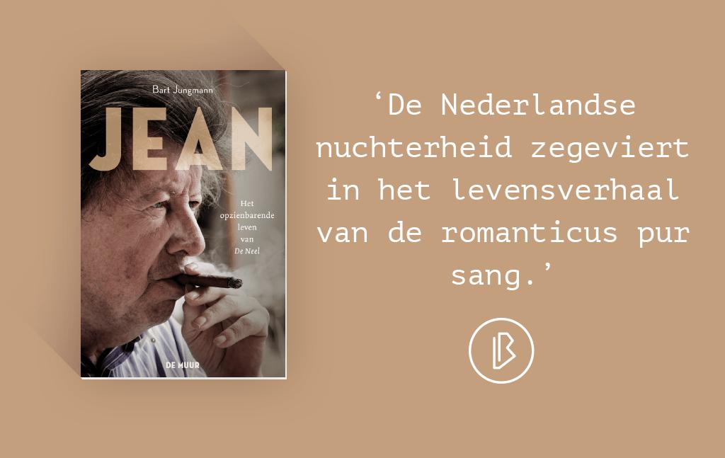 Recensie: Bart Jungmann – Jean