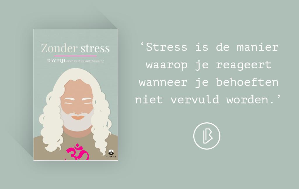 Recensie: Davidji – Zonder stress