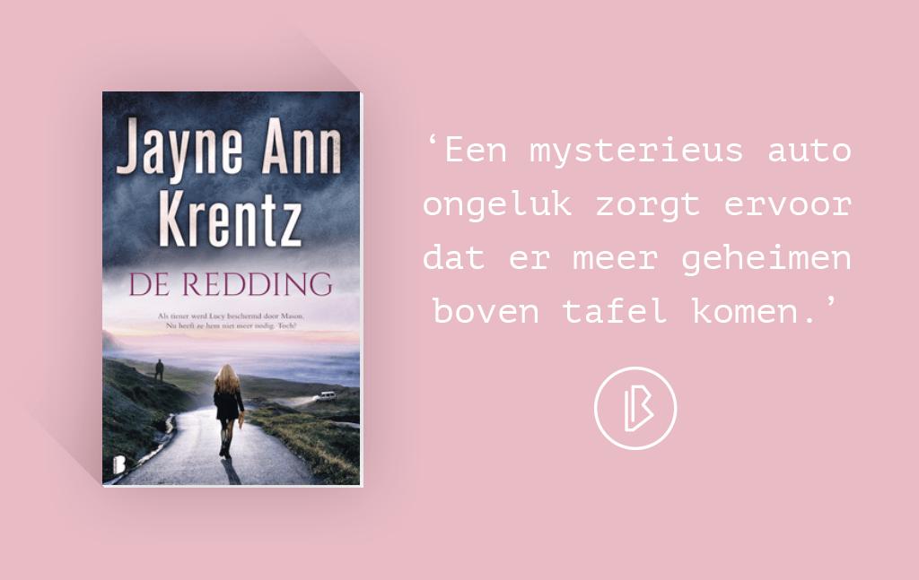 Recensie: Jayne Ann Krentz – De Redding
