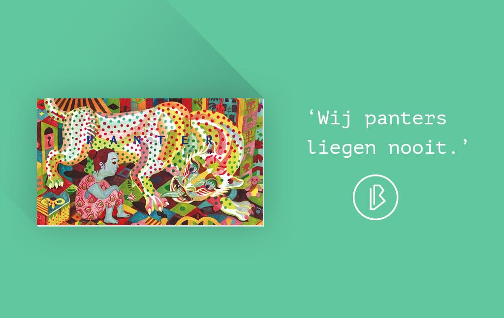 Recensie: Brecht Evens – Panter