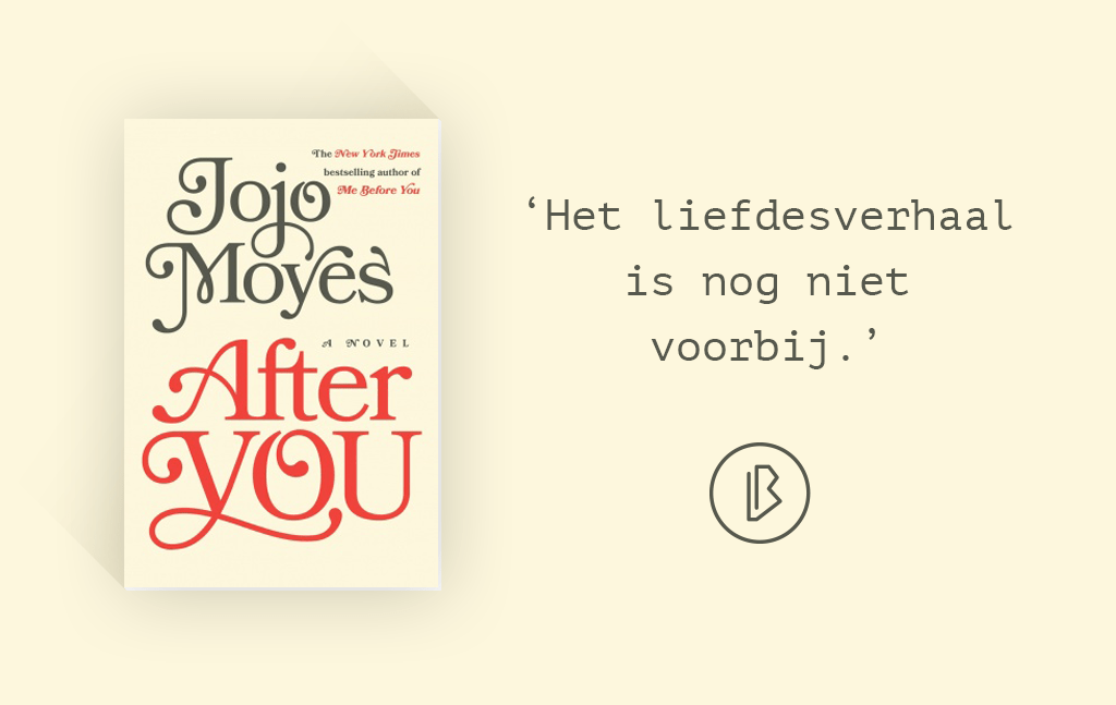 Recensie: Jojo Moyes  – After You