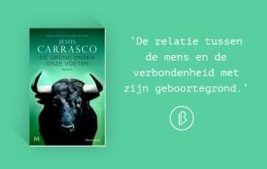 Recensie: Jesús Carrasco – De grond onder onze voeten