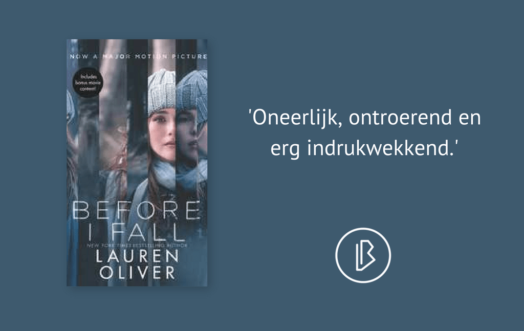 Recensie: Lauren Oliver – Before I Fall