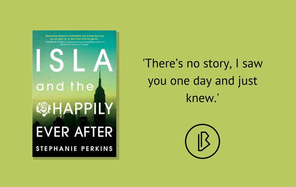 Recensie: Stephanie Perkins – Isla and the Happily Ever After