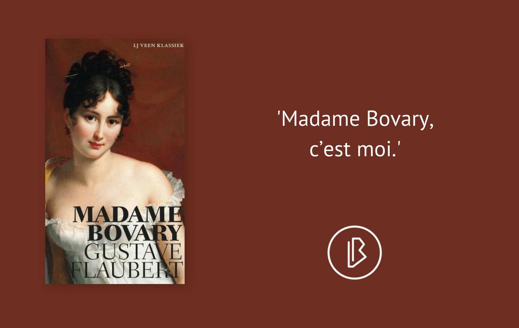 Recensie: Gustave Flaubert – Madame Bovary