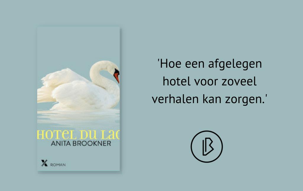 Recensie: Anita Brookner – Hotel du Lac