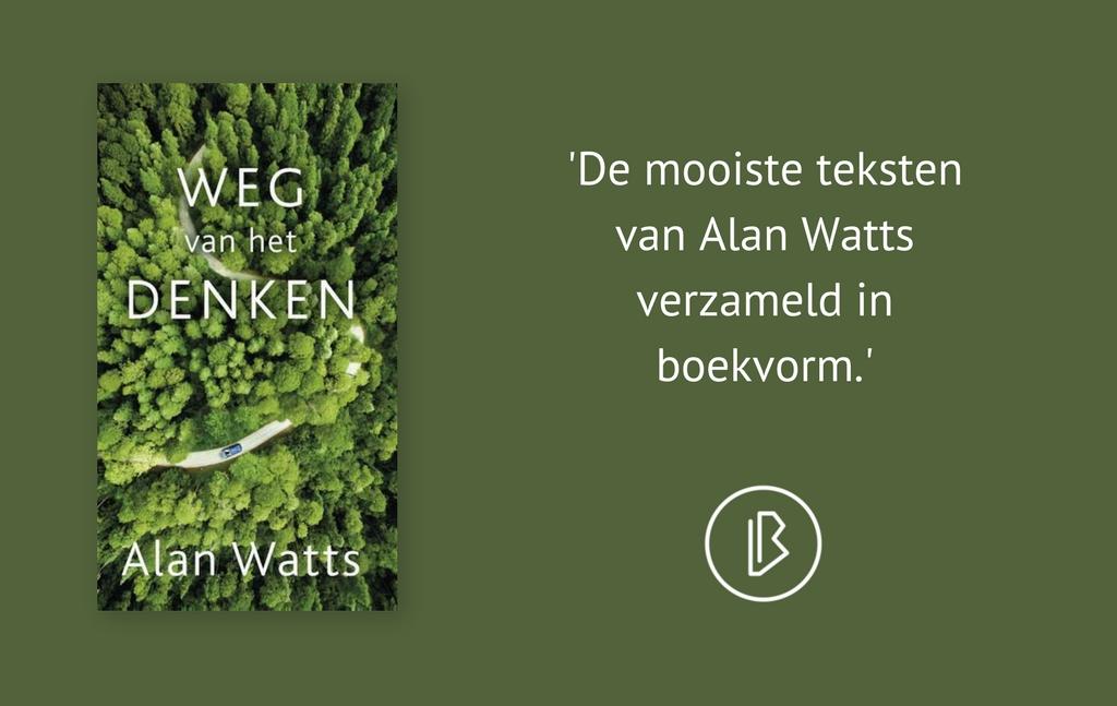 Recensie: Alan Watts - Weg van het denken