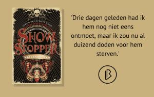 Recensie: Hayley Barker - Showstopper