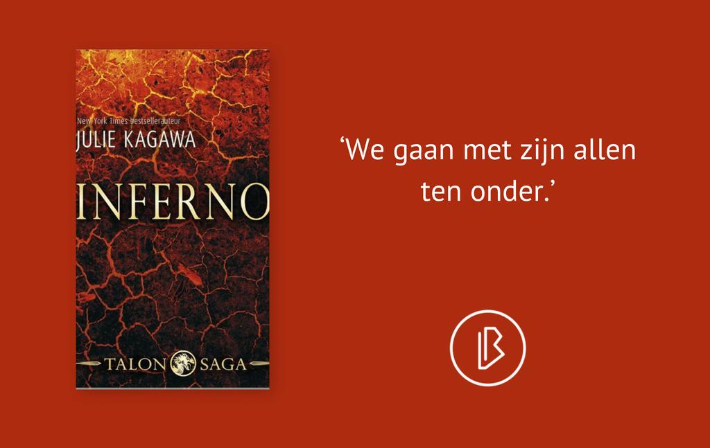 Recensie: Julie Kagawa – Inferno