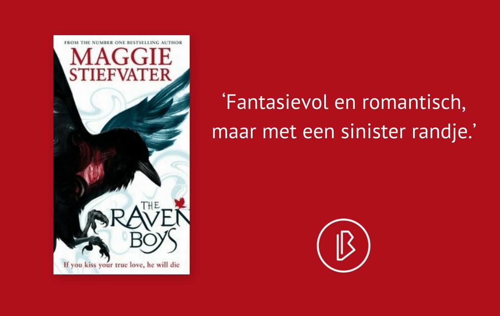Recensie: Maggie Stiefvater – The Raven Boys