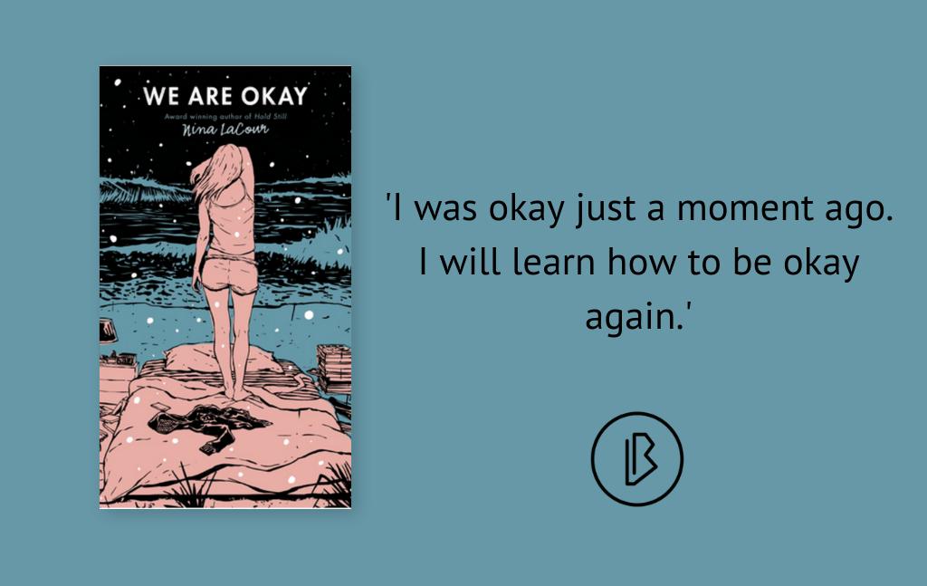 Recensie: Nina LaCour – We Are Okay