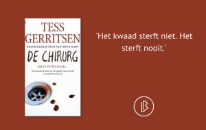 Recensie: Tess Gerritsen – De chirurg