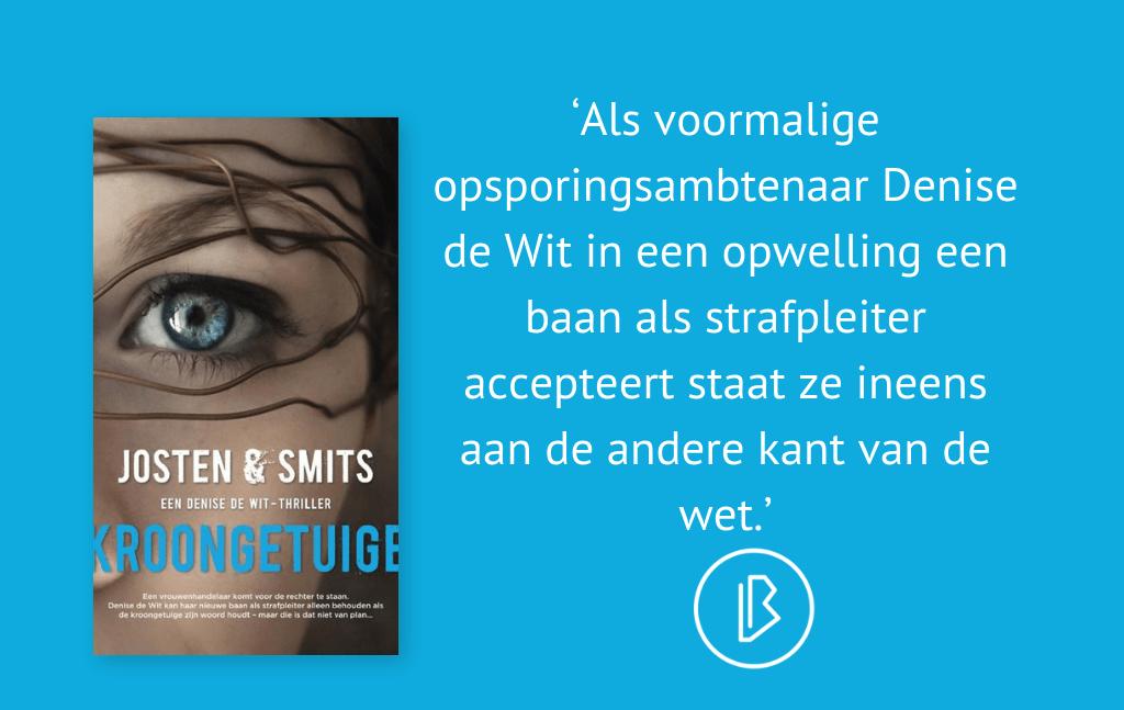 Recensie: Marc Josten & Rob Smits – Kroongetuige