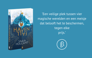 Recensie: Sara Holland - Havenfall