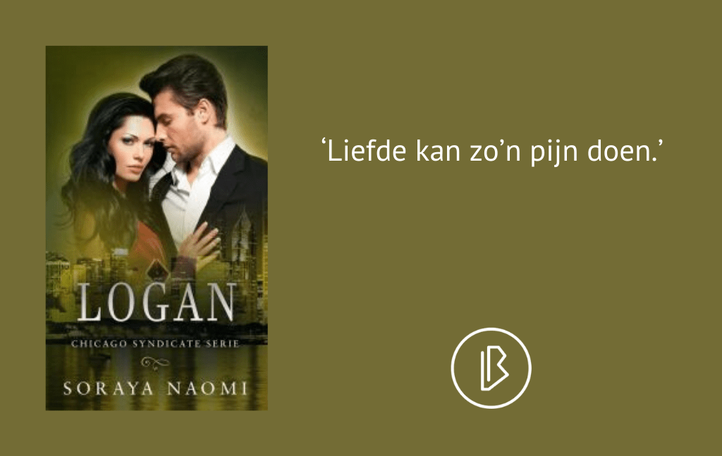 Recensie: Soraya Naomi – Logan (Chicago Syndicate 5)
