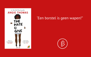 Recensie: Angie Thomas – The hate u give