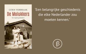 Recensie: Coen Verbraak – De Molukkers - een vergeten geschiedenis