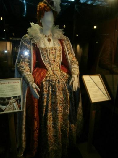 Queen Elizabeth I kostuum