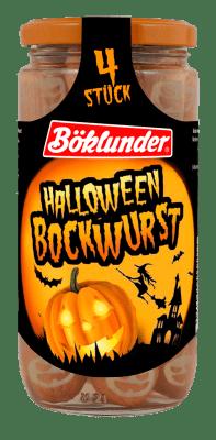 Böklunder Halloween Bockwurst