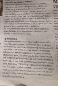 Stadsblad Breda Boekplanner