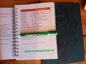 Hoe begin je met je boek Met je boekplan!