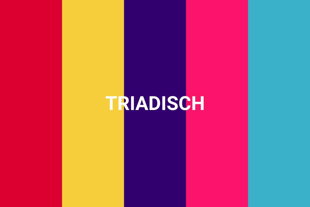 Triadisch (1)