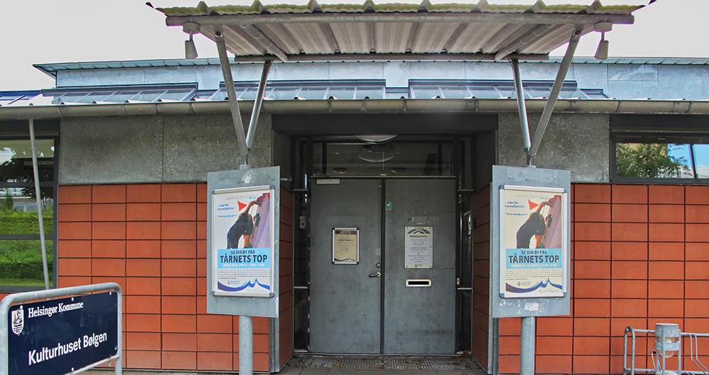 Bibliotek Kulturhuset Bølgen