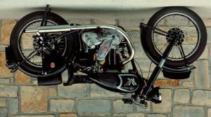 4. Matchless G80 (Bennie)