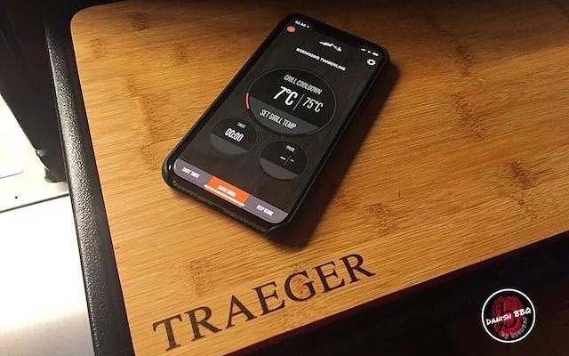 Traeger Timberline WIFIRE Controller – er ikke kun en App