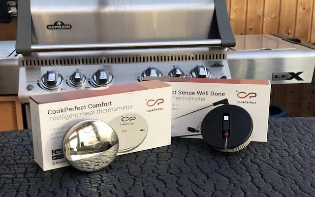 CookPerfect – Det Inteligente Grilltermometer