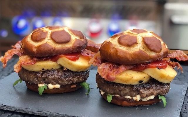 Mesterskabsburger – mit forslag til en VM Burger