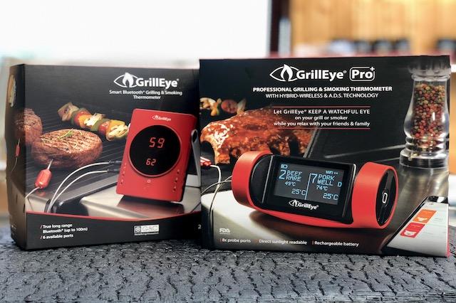 GrillEye & GrillEye Pro Plus