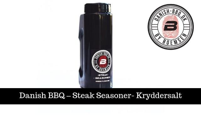 Steak Seasoner | Kryddersalt