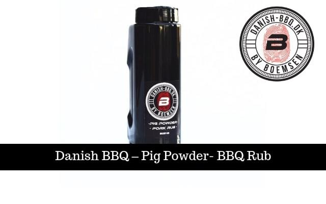 Pig Powder | BBQ-Rub