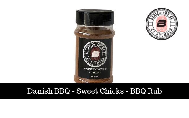 Sweet Chicks | BBQ-Rub 220g
