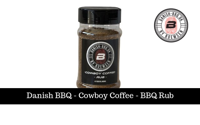 Cowboy Coffee | BBQ-Rub 220g