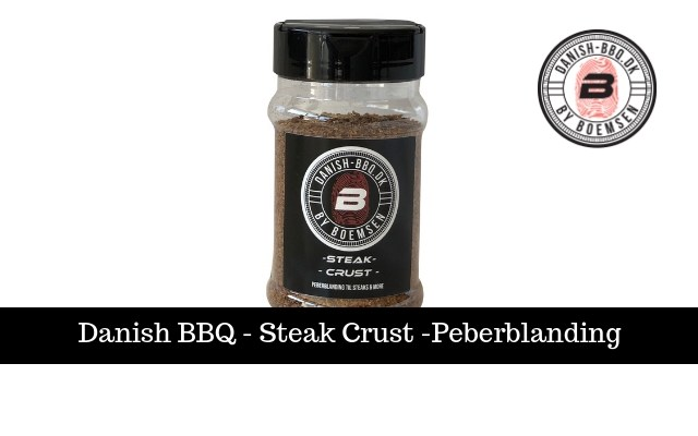 Steak Crust | Peberblanding 180g