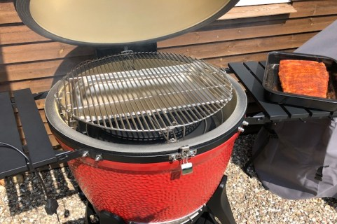 Divide & Conquer grillsystem fra Kamado Joe