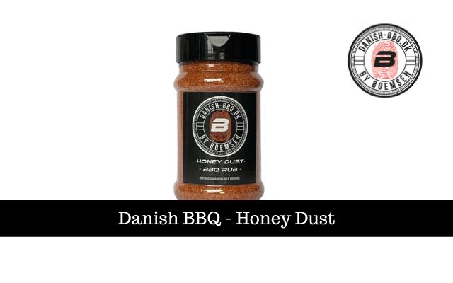 Honey Dust   BBQ-Rub 200g