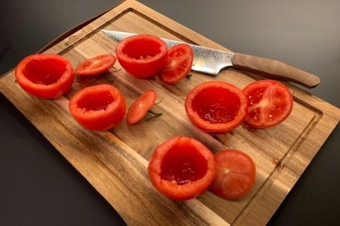 udhulede Tomater