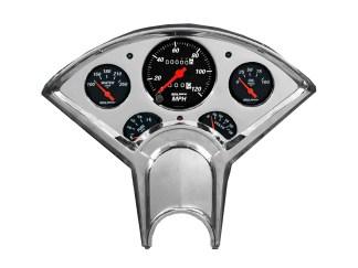Chevy Car Gauge Panels