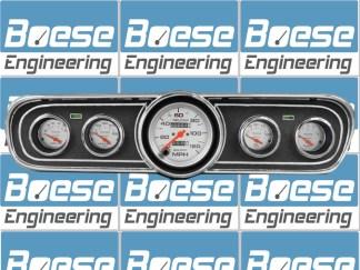 Ford Car Gauge Panels